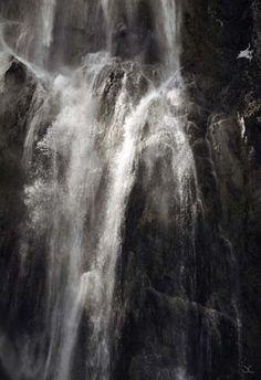 Photography Prints, Black And White Art, Black And White Photography, Nature Photography Prints, Waterfall Print