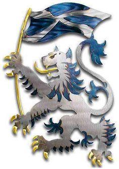 Royal lion of Scotland (and Nova Scotia) Stirling, Scotland Tattoo, Scottish Tattoos, Irish Tattoos, Celtic Pride, Celtic Art, Scotland History, Scottish Thistle, England