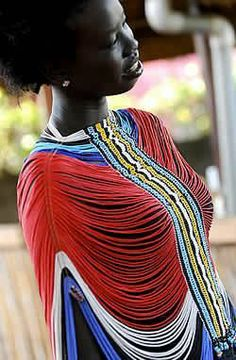 Tribu Dinka, Sudan