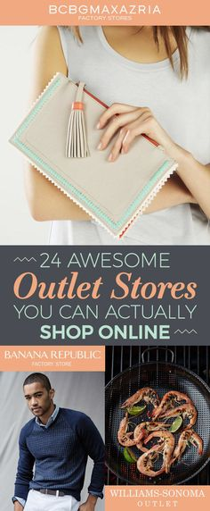 24 Awesome Outlet Stores You Can Actually Shop Online Online Outlet Stores, Online Shopping Sites, Shopping Hacks, Cheap Shopping, Shopping Coupons, Banana Factory, Women's Shoes, Shops, Best Deals Online