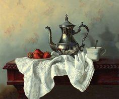 Hyper Realistic Paintings by Alexei Antonov