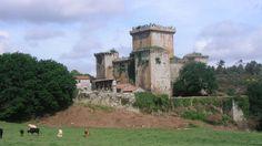 Castillo de Pambre, Palas de Rei, Lugo #CaminodeSantiago