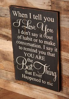 Soulmate Quotes: QUOTATION – Image : As the quote says – Description I am making this for our Anniversary this year. I am going to do it on a long board to hang over our bed though. I should get busy since our anniversary is in less than 2 weeks. Look At You, You And I, Great Quotes, Inspirational Quotes, Awesome Quotes, Motivational Quotes, Love Of My Life, My Love, Why I Love You
