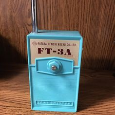 Throwing it back to 1962 with the Futaba FT-3A R/C transmitter...it has 1 channel! #futaba #keepitrc #rc #rcplane #rcplanes #rccar #rccars #rclife #oldschool #rctruck #osengines #rcaircraft #vintagerc #tbt by towerhobbies