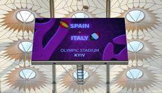 Italia Spagna Euro 2012: già dal pomeriggio #spagnaitalia è tra i trend topic #twitter #socialnetwork