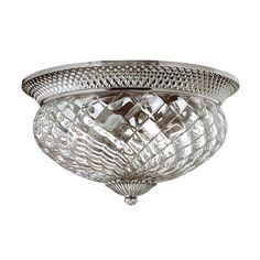 Hinkley Lighting 16-Inch Flushmount Ceiling Light | 4881PL | Destination Lighting