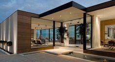 Modern Beverly Hills residence