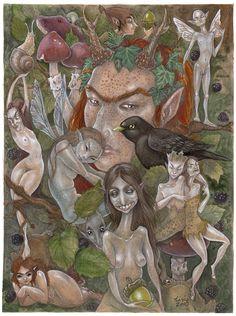 Untitled IV by liselotte-eriksson.deviantart.com on @deviantART