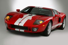 Foto Exteriores (12) Ford Gt Cupe 2005