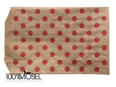 Die rot gepunkteten Kraftpapiertüten sind perfekt für die fröhliche Verpackung von Süßigkeiten, Geschenken oder Kleinigkeiten zu Weihnachten, Ostern oder zum Geburtstag. Ob als Geschenkverpackung,...