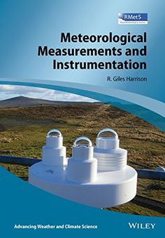 Meteorological Measurements and Instrumentation: Giles Harrison: 9781118745809: Books - Amazon.ca