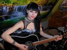 Westerngitarre Takamine und Gesang Dana Marie live in HD