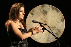 Audrey Antonini - Festival Chansons de Parole 2012 - Chant Libre - Barjac m'en Chante - Photo AM. Panigada