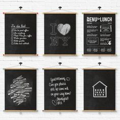 Oh chalkboard paint, how do we love thee? Let us count the ways. You help us turn tabletops into brainstorming space, turn mismatched dishes into a customizable set of chalkboard china, and simply know how to bring the party. Here are 40 creative chalkboard paint projects you can DIY in a cinch.