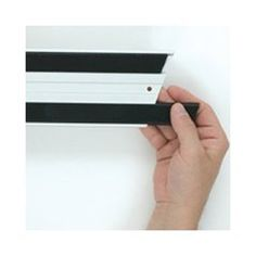 Hook & Loop Replacement Strips, 1 1/10w x 18l, Black by Rubbermaid. $34.99. Get like-new performance from your Quick-Connect Frame when you install this replacement hook-and-loop strip set. Slide-and-lock frame-channel design ensures easy installation. For use with HYGEN? wet/dry microfiber pads.