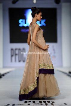 Azza Collection at 5th PFDC Sunsilk Fashion Week 2012 Day 1