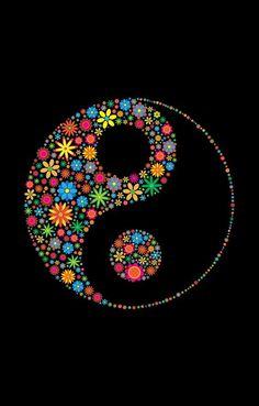 Mandala Painting, Dot Painting, Mandala Dots, Mandala Design, Samsung Notes App, Ying Yang Wallpaper, Yin Yang Art, Yin Yang Tattoos, Apple Watch Wallpaper