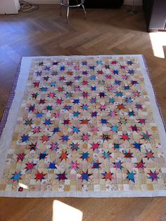 Oh, Oh, Quilts!