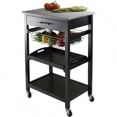 Winsome Julia Utility Cart Bestservingcart