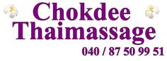 Thaimassage Hamburg! Traditionelle Thaimassage in Hamburg Eimsbüttel! Einfach toll, einfach ein Erlebnis!