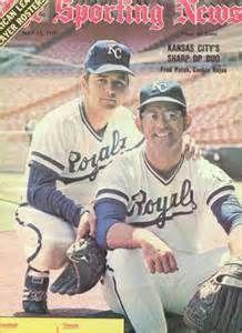 1973 Sporting News Kansas City Royals Patek Rojas NL Kc Royals Baseball, Sports Baseball, Baseball Cards, Kansas City Missouri, Kansas City Royals, No Crying In Baseball, City Pride, Mlb Teams, Stars