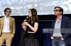 Director Daryl Wein, actress Zoe Lister-Jones and actor Griffin Dunne attend the 'Consumed' screening during the 2015 Los Angeles Film Festival at Regal Cinemas L.A. Live on June 15, 2015 in Los Angeles, California.