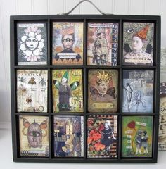 ATC Swap Framed by cece grimes