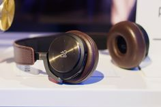 Thought it's not like there is any shortage of Bluetooth headphones out there, Bang & Olufsen is now throwing itself into the fray. The audio company showed off the newest model in its headphones series, the H8...