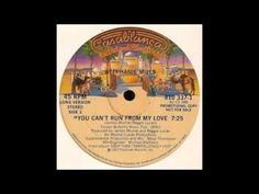 Stephanie Mills - You Can't Run From My Love [AUDIO - soul/funk/80s]