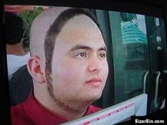 Epic haircut (or beard depending on how u look at it)