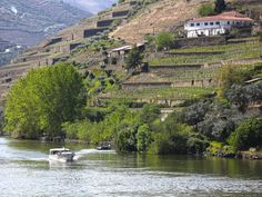Portugal: Rio Douro | Via Boot Magazine.de| 20.06.2014  Quer durch den malerischen Norden Portugals folgten wir dem Fluss von der rauen Atlantikküste bis zu den sonnengebleichten Terrassen des Cima Corgo. #Portugal