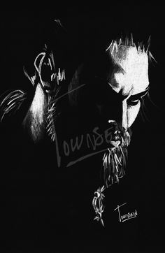 """Khal Drogo"" - white charcoal on black paper. White Charcoal, Black And White, Black Paper Drawing, Khal Drogo, Slim Shady, Fall Baby, Online Art, Pencil Drawings, Colored Pencils"