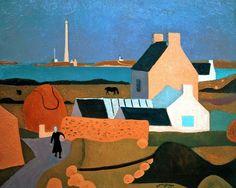 Jean Hugo 1894-1984 Illustration Art, Illustrations, Anglesey, Constructivism, Sculpture, Art Nature, Cubism, French Artists, Lighthouses