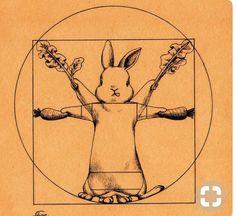 Versions il·lustrades de Shae Syu / Versiones ilustradas de Shae Syu / Shae Syu illustrations: versions of classic paintings Illustration Photo, Rabbit Illustration, Illustrations, Funny Bunnies, Cute Bunny, Hase Tattoos, Lapin Art, Rabbit Art, Honey Bunny