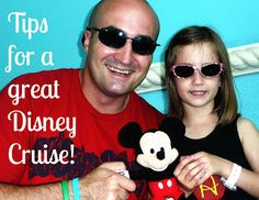 Tips for a great Disney Cruise!