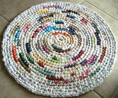Made from rags