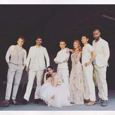 FangirlishThe Cast of 'Shadowhunters' for Bello Magazine - Fangirlish