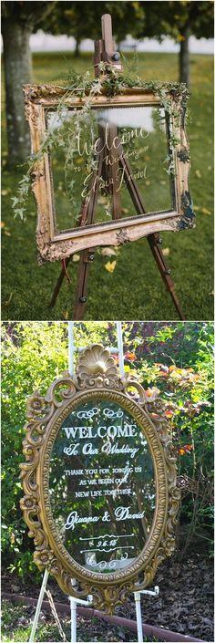 unique wedding signs #weddings #weddingideas #vintage #vintageweddings