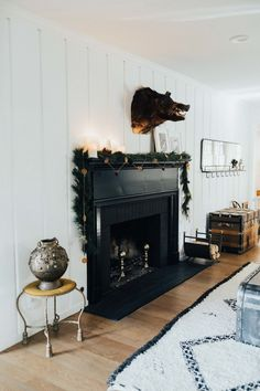 how we're decorating for christmas | cheetah is the new black