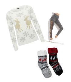 """""""Merry Christmas"""" by serenamaie on Polyvore featuring M&Co"""