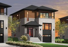 Golden Moon 9542 - 3 Bedrooms and 2.5 Baths   The House Designers