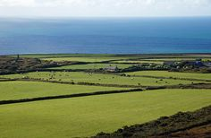 Cornwall CAM - the fields below Beacon Drive