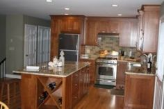 Cape Cod Kitchen Remodeling After photo