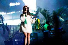 Lana Del Rey @ Planeta Terra Festival 2013 | by kaue.lima