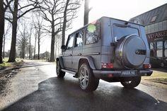 #Mercedes Benz G63 #AMG Gun Metal #Carwrapping
