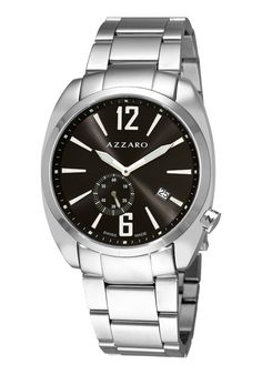 Price:$391.00 #watches Azzaro AZ1300.14KM.000, Azzaro watches are designed in the purest Swiss Watch-making tradition with a blend of charm and seduction. The watches recapture the spirit of Loris Azzaro, for whom audacity had to go hand in hand with precision.