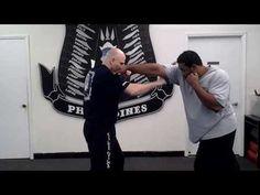 Scott Shields Martial Arts Kali Empty hands series - YouTube