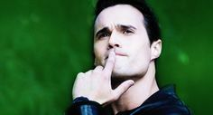 Brett Dalton as Grant Ward. Curse your sudden but inevitable betrayal! Which is obviously a cover up c'mon now. Marvel And Dc Crossover, Grant Ward, Tv Series 2013, Sci Fi Tv Shows, Marvels Agents Of Shield, Phil Coulson, Extraordinary People, Fictional World, Classic Tv