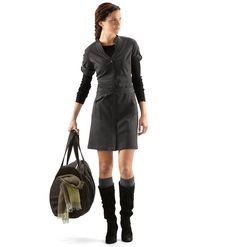 Confidant dis-dress from Nau - very chic wool dress - wish they had my size…