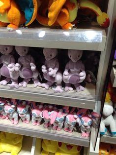 Pokemon Photos from Tokyo - Mewtwo Sylveon plush dolls